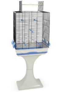 vogelk fig mit st nder mit und ohne rollf e neu. Black Bedroom Furniture Sets. Home Design Ideas